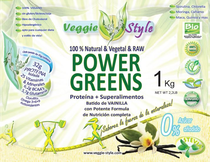 Vegan-Protein-Shake-with-superfoods-POWER-GREENS-VANILLA-VEGGIE-STYLE-FRONT
