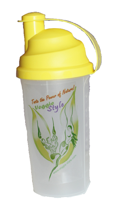 Veggie Style Vegan Supplement protein shaker