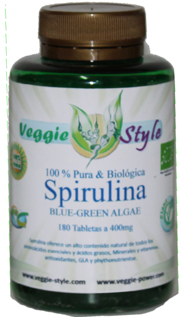 1Veggie-Style-Vegan-Supplement Spirulina tttpng